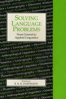 Solving Language Problems: From General to Applied Linguistics - Exeter Language and Lexicography (Paperback)