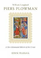Piers Plowman: A New Annotated Edition of the C-Text - Exeter Medieval Texts and Studies (Paperback)