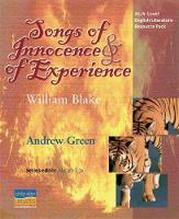 AS/A-Level English Literature: Songs of Innocence & of Experience Resource Pack (Spiral bound)