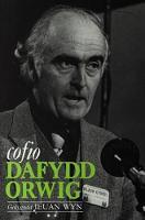 Cofio Dafydd Orwig (Paperback)