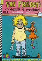 Fat Freddy's Comics and Stories (Paperback)