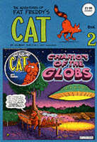 Fat Freddy's Cat: No. 2 (Paperback)