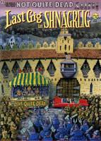 Not Quite Dead: Last Gig In Shnagrlig (Paperback)