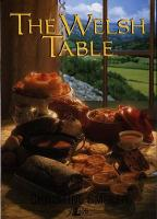 Welsh Table, The (Paperback)