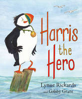 Harris the Hero: A Puffin's Adventure - Picture Kelpies (Paperback)