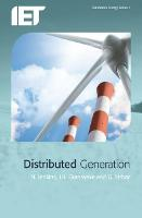 Distributed Generation - Energy Engineering (Paperback)