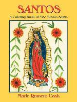 Santos, a Coloring Book of New Mexico Saints (Paperback)