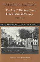 "Law, ""The State"" & Other Political Writings, 1843-1850 (Paperback)"