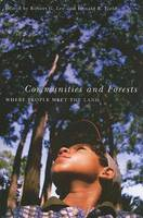 Communities and Forests: Where People Meet the Land (Paperback)