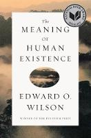 The Meaning of Human Existence (Hardback)