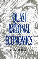 Quasirational Economics (Paperback)