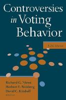 Controversies in Voting Behavior (Paperback)