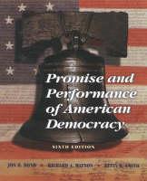Prom & Perform Amer Democ (Paperback)