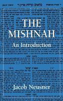 The Mishnah: An Introduction (Hardback)
