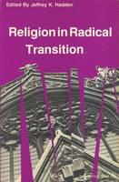 Religion in Radical Transition (Hardback)