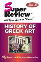 History Greek Art - Super Review (Paperback)
