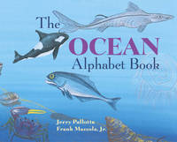 The Ocean Alphabet Book (Paperback)