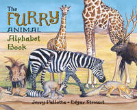 The Furry Animal Alphabet Book (Paperback)
