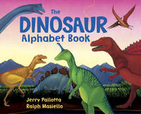 The Dinosaur Alphabet Book (Paperback)