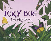 The Icky Bug Counting Book (Hardback)