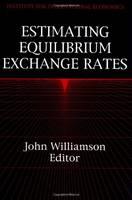 Estimating Equilibrium Exchange Rates (Paperback)