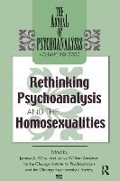 The Annual of Psychoanalysis, V. 30: Rethinking Psychoanalysis and the Homosexualities (Hardback)