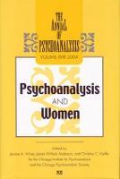 The Annual of Psychoanalysis, V. 32: Psychoanalysis and Women (Hardback)