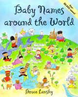 Baby Names Around the World (Paperback)