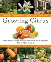 Growing Citrus - the Essential Gardeners Guide (Hardback)