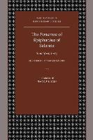 The Panarion of Epiphanius of Salamis: Book I (Sects 1-46) (Paperback)