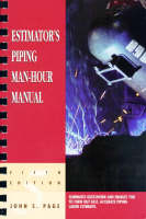 Estimator's Piping Man-Hour Manual (Paperback)
