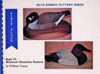Blue Ribbon Pattern Series: Miniature Decorative Patterns (Paperback)