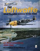 Luftwaffe: from Training School to the Front (Hardback)