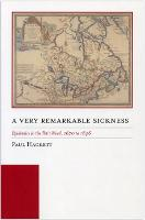 A Very Remarkable Sickness: Epidemics in the Petit Nord, 1670 to 1846 - Manitoba Studies in Native History (Hardback)