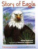 Story of Eagle Activity & Coloring Book (Paperback)