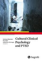 Cultural Clinical Psychology and PTSD 2019 (Paperback)