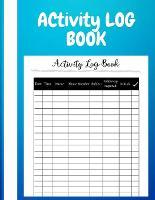 Activity Log book (Paperback)