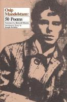 Osip Mandelstam: 50 Poems (Paperback)