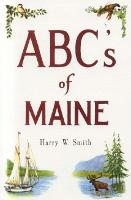 ABC's of Maine (Paperback)