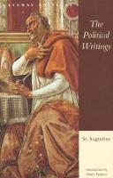 The Political Writings of St. Augustine (Paperback)