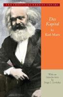 Das Kapital: A Critique of Political Economy - Skeptical Reader Series (Paperback)