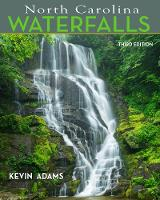 North Carolina Waterfalls (Paperback)