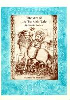 Art of the Turkish Tale v. 1 (Hardback)