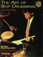 The art of Bop Drumming + CD