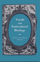 Textile and Embroidered Bindings - Picture Books , Special S. (Paperback)