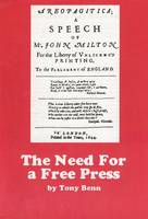Need for a Free Press (Paperback)