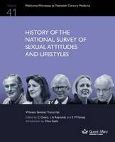 History of the National Survey of Sexual Attitudes and Lifestyles (Paperback)