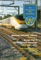 Design of Railway Switches & Crossings in Flat Bottom Rail - British Railway Track 1 (Paperback)