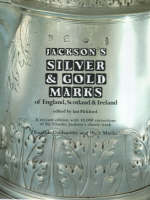 Silver and Gold Marks of England, Scotland and Ireland (Hardback)