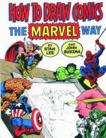 "How to Draw Comics the ""Marvel"" Way (Paperback)"
